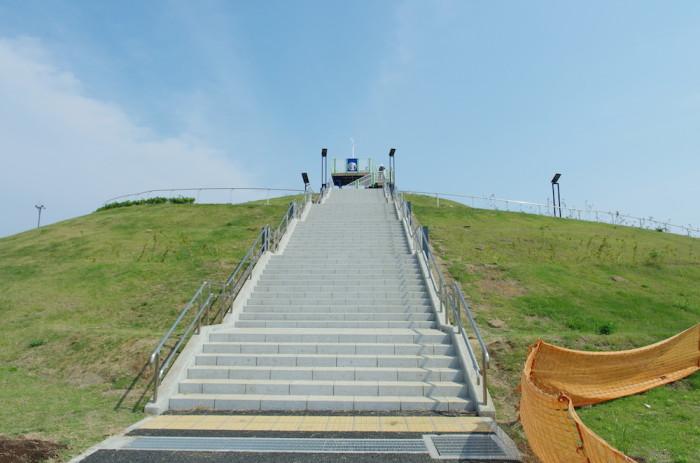 高洲海浜公園 展望の丘