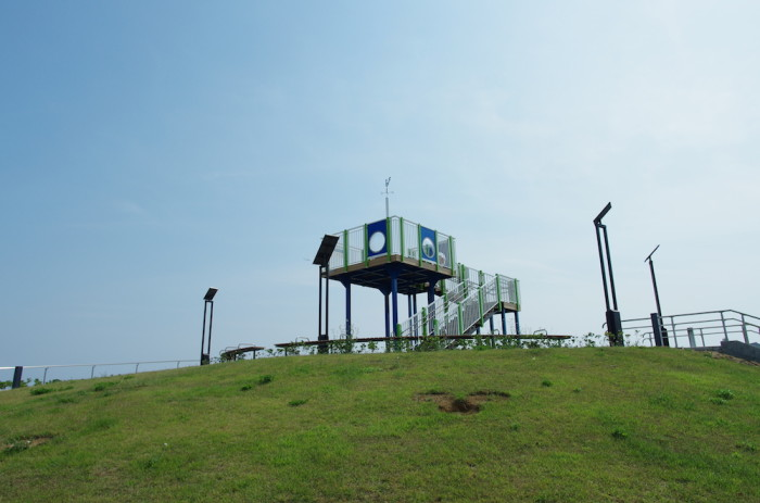 高洲海浜公園 展望台
